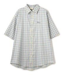 GARDEN/DROLE DE MONSIEUR /ドロール ド ムッシュ/Check Oversized Shirt/チェックオーバーサイズシャツ/503066582
