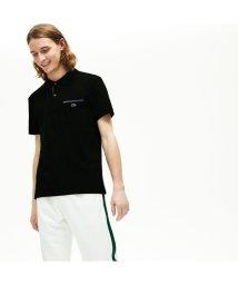 LACOSTE Mens/レギュラーフィット コントラストアクセントデザインポロシャツ(半袖)/503066610