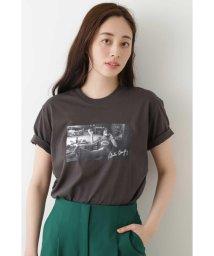NATURAL BEAUTY BASIC/ロベルタフォトTシャツ半袖 I◆/503067043