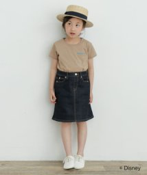 URBAN RESEARCH DOORS(Kids)/ミッキーヨットプリントTシャツ(KIDS)/503067351