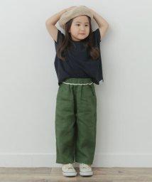 URBAN RESEARCH DOORS(Kids)/リネンイージーパンツ(KIDS)/503067353