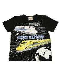 JRSHINKANSEN/JR新幹線柄バリTシャツ/503067797