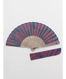 KAYA/【カヤ】色芍薬扇子 袋付き 7XCP0120/503068066