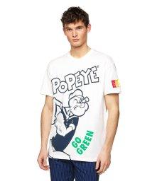 BENETTON (mens)/【Popeyeコラボ】ポパイTシャツ・カットソー/502976576