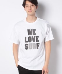 URBAN RESEARCH OUTLET/【URBS】UR×ISA UR×ISAWELOVESURFTシャツ/503005610