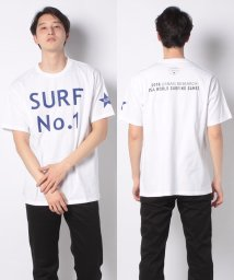 URBAN RESEARCH OUTLET/【URBS】UR×ISA UR×ISASURFNo.1Tシャツ/503005611