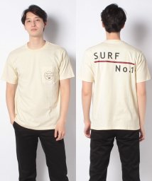 URBAN RESEARCH OUTLET/【URBS】UR×ISA UR×ISABACKSURFNo.1Tシャツ/503005612