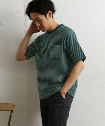 URBAN RESEARCH OUTLET/【DOORS】リサイクルコットンボーダーtee/503005763