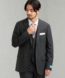 green label relaxing/[ ストローナ ] STRONA 千鳥 2B S/BK NT HP- スーツ ジャケット/503019783