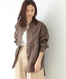 Demi-Luxe BEAMS/Demi-Luxe BEAMS / ボイル オーガンジーシャツ/503028338