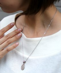 MAISON mou/【recomend selection/セレクト】maria oval top necklace/マリアオーバルトップネックレス/503051192