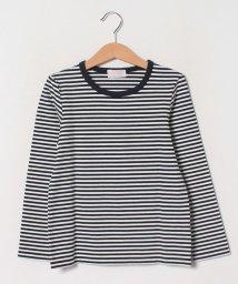 ShirleyTemple/ボーダーTシャツ(120~130cm)/503051941