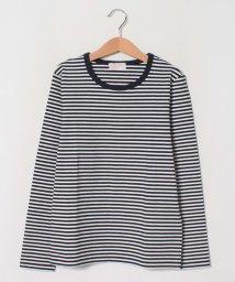 ShirleyTemple/ボーダーTシャツ(140cm)/503051942