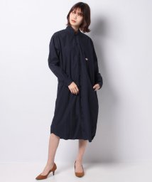 MELROSE Claire/シャツワンピース/503053945