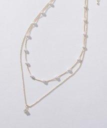 ホンキートンク/プチパール 2連ネックレス(オリジナル巾着付き)/503054944