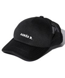 agnes b. HOMME/KH31 CASQUETTE ロゴメッシュキャップ/503055988