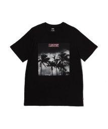 Levi's/グラフィッククルーネックTシャツ BI PHOTO TEE MINERAL BLACK/503068699