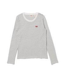 Levi's/ロングスリーブ BABY Tシャツ AGNES STRIPE CLOUD DANCER/503068716