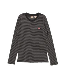 Levi's/ロングスリーブ BABY Tシャツ AGNES STRIPE FORGED IRON/503068717