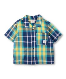 RADCHAP/マドラスチェック半袖シャツ(90~150cm)/503071096