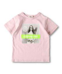 RADCHAP/ガールズフォト半袖Tシャツ(90~150cm)/503071100
