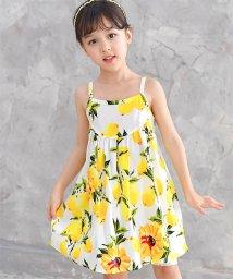 子供服Bee/レモン柄ワンピース/503071716