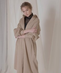 MIELIINVARIANT/Wide Sleeve Big Shirt/503071721