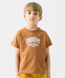 こどもビームス/SMOOTHY / ロゴ Tシャツ 20(100~160cm)/503072066