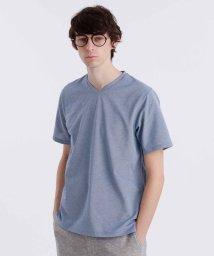 MACKINTOSH PHILOSOPHY/TROTTER VネックTシャツ/502888467