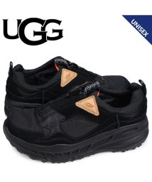 UGG/UGG アグ スニーカー トレーナー メンズ レディース 厚底 805 X MLT TRAINER ブラック 黒 1104187/503018362