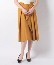 INTERPLANETSELECT/【RAW FUDGE】フロントデザインサキソニースカート/503061333