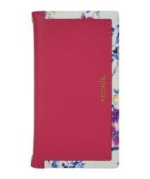 Mーfactory/iPhoneXS Max/rienda [スクエア/ブラー/ピンク]手帳ケース/503067382