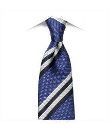 BRICKHOUSE/ネクタイ 日本製 絹100% ブルー系 ビジネス フォーマル/503074704