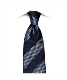 BRICKHOUSE/ネクタイ 日本製 絹100% ネイビー系 ビジネス フォーマル/503074709