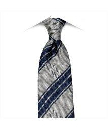 BRICKHOUSE/ネクタイ 日本製 絹100% グレー系 ビジネス フォーマル/503074712