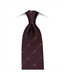 BRICKHOUSE/ネクタイ 日本製 絹100% エンジ系 ビジネス フォーマル/503074716