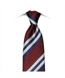 BRICKHOUSE/ネクタイ 日本製 絹100% エンジ系 ビジネス フォーマル/503074717
