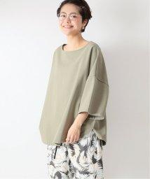 Spick & Span/ミニ裏毛ビックTシャツ◆/503075296