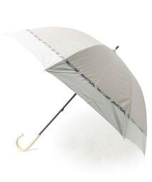 SOUP/Wpc. バードゲージバイカラー晴雨兼用パラソル(長傘)/503077221