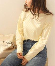 Bou Jeloud/【WEB限定】ベーシックカラーTシャツ/503077566
