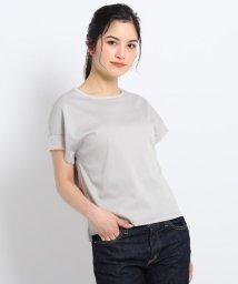 Dessin/◆【XS~Lサイズあり・洗える】シルケットスムースTシャツ/503077580