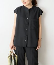 Spick & Span/Peスパンツイルシャツ◆/503077637