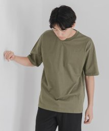 SENSE OF PLACE by URBAN RESEARCH/ヘビーウエイトTシャツ(5分袖)/503077743