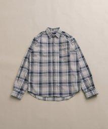 ITEMS URBANRESEARCH/コットンチェックシャツ/503077782
