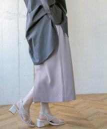 KBF/WEB限定 フロントパネルデザインスカート/503077829