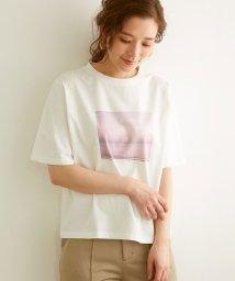 ROPE' PICNIC/オーガニックコットンアソートフォトプリントTシャツ/503078013