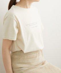 ROPE' PICNIC/オーガニックコットンロゴTシャツ/503078014