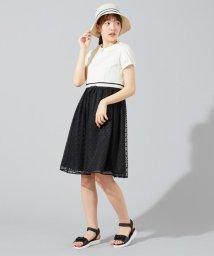 KUMIKYOKU KIDS/【150-160cm】プチマーガレット ワンピース/503078464