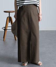 Ranan/チノライクロングタイトスカート/500840772