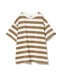 こどもビームス/GROOVY COLORS × こども ビームス / 別注 ボーダビッグ Tシャツ 20(130~140cm)/502886703